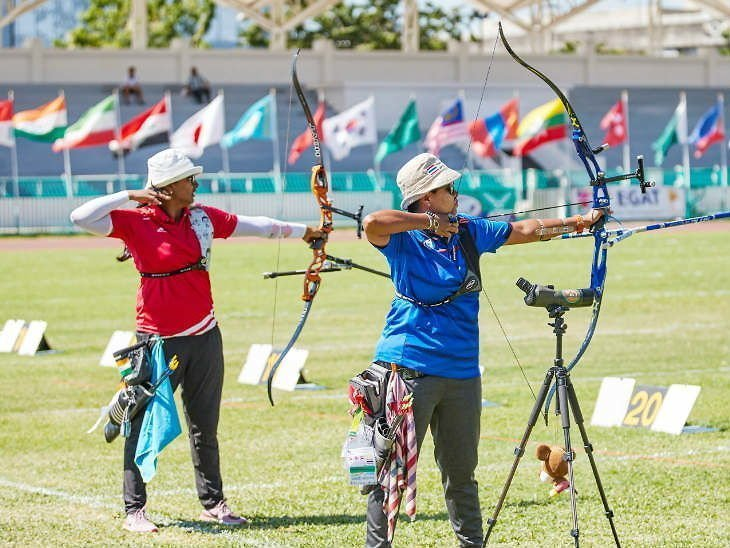 deepika archery - FirstSportz