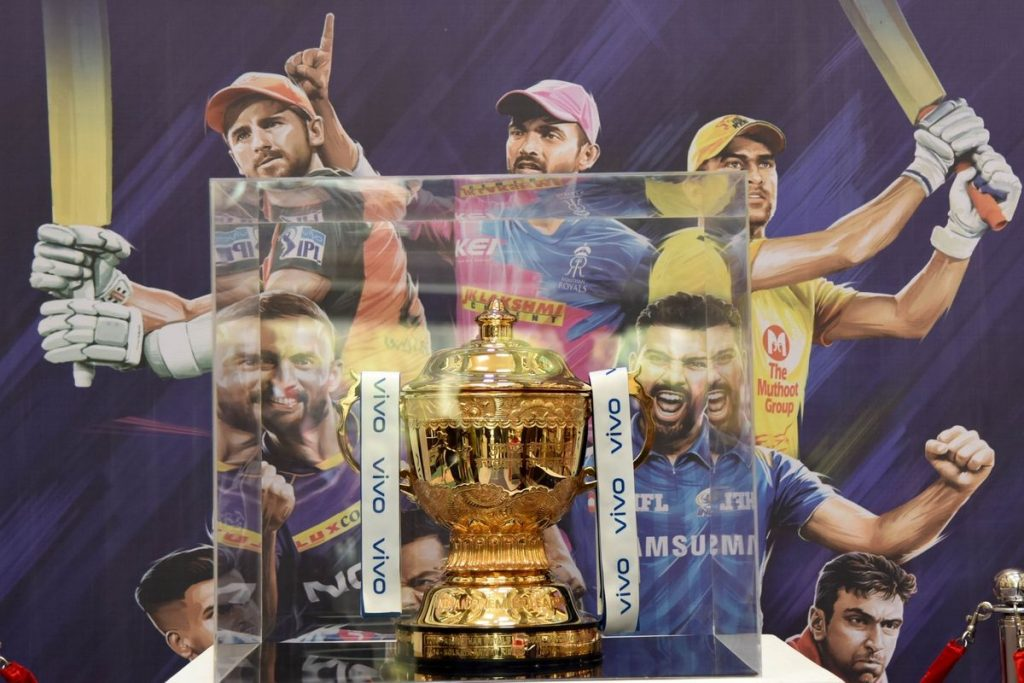 IPL trophy 1 - FirstSportz