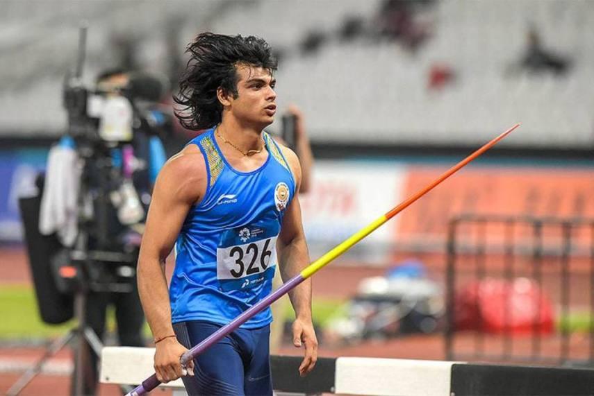 Neeraj Chopra File 571 855 - FirstSportz