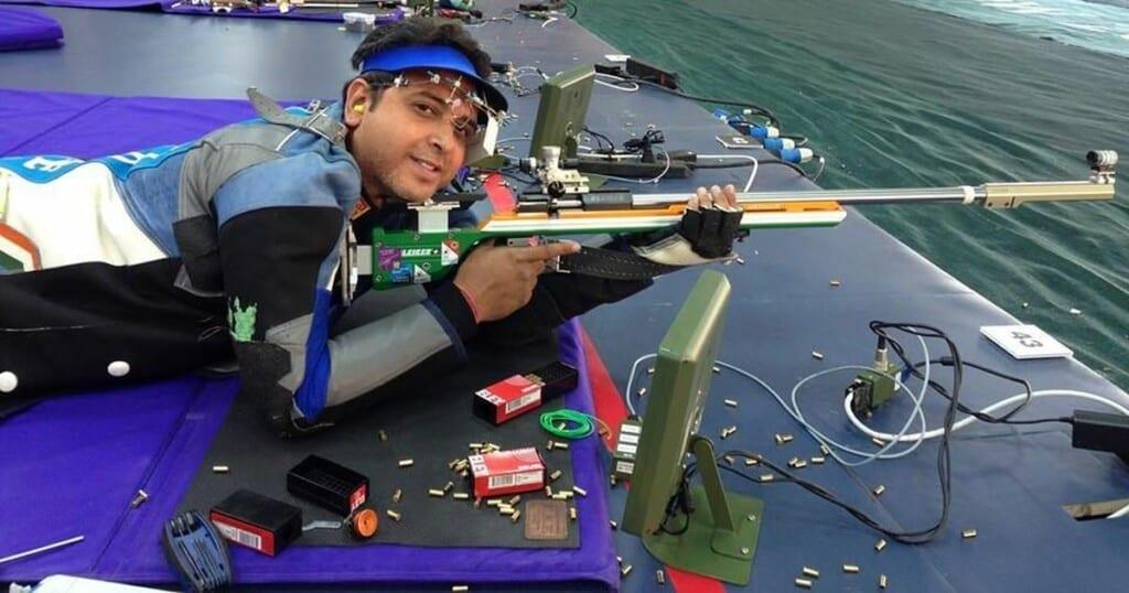 Joydeep Karmakar - Finished 4th at London Olympics 2012
