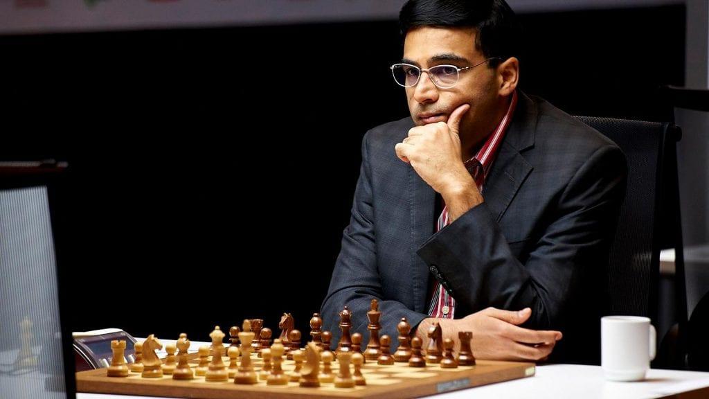 Vishwanath Anand - FirstSportz