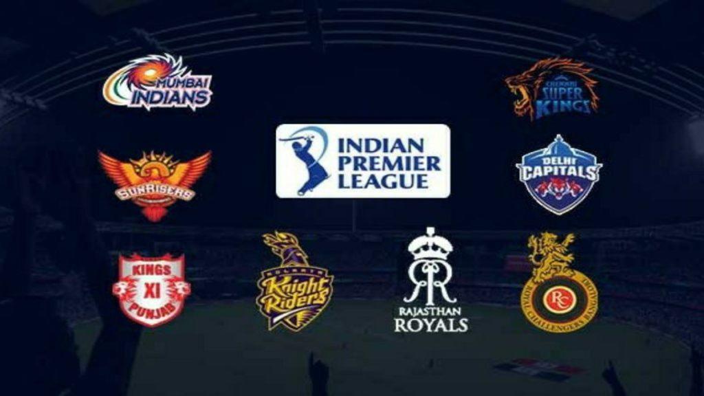 IPL Teams 1 - FirstSportz
