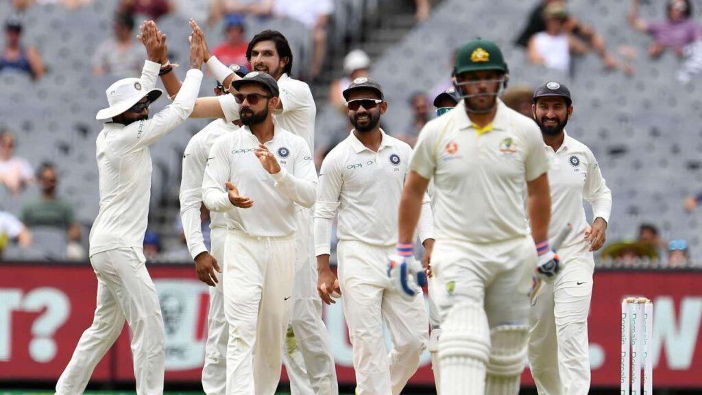 India Vs Australia Tests - FirstSportz