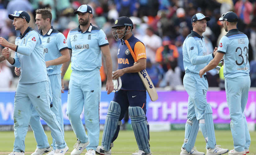 MS Dhoni Showed NO Intent against England Says Stokes - FirstSportz