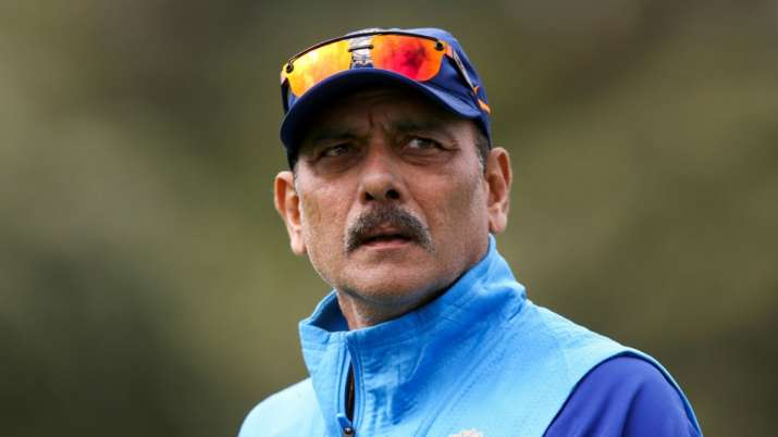 Ravi Shastri - FirstSportz