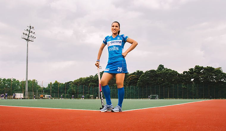 Women's Hockey Captain Rani Rampal nominated for prestigious Rajiv Gandhi  Khel Ratna Award » FirstSportz
