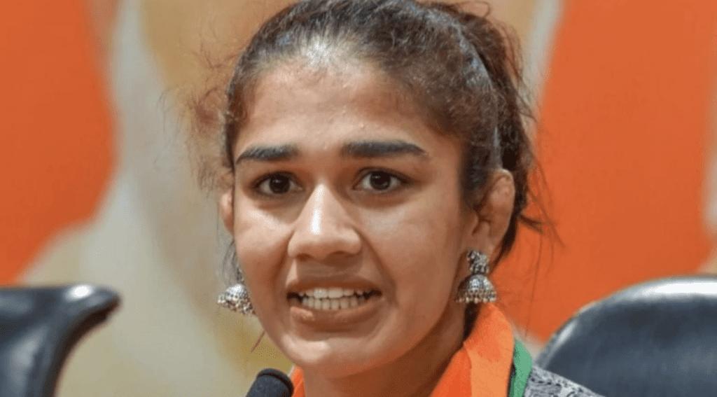 Babita Phogat - FirstSportz