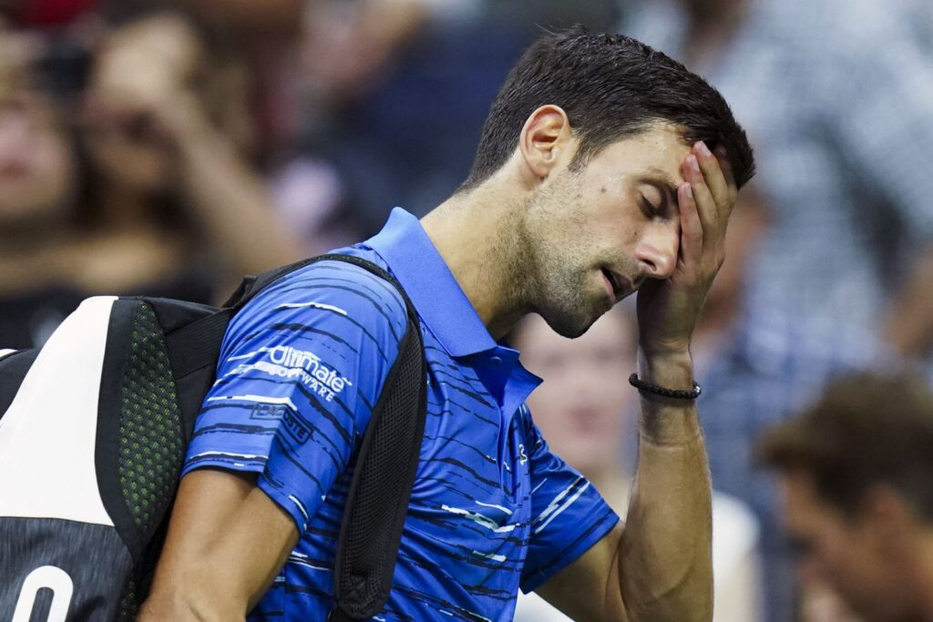 Djokovic Coach tests positive - FirstSportz