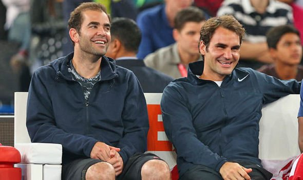 Greg Rusedski on Roger Federer 1 - FirstSportz