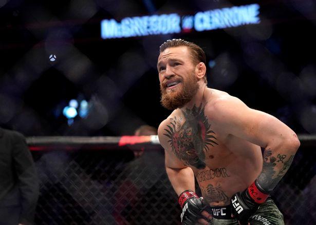 0 UFC 246 Conor McGregor v Donald Cerrone - FirstSportz