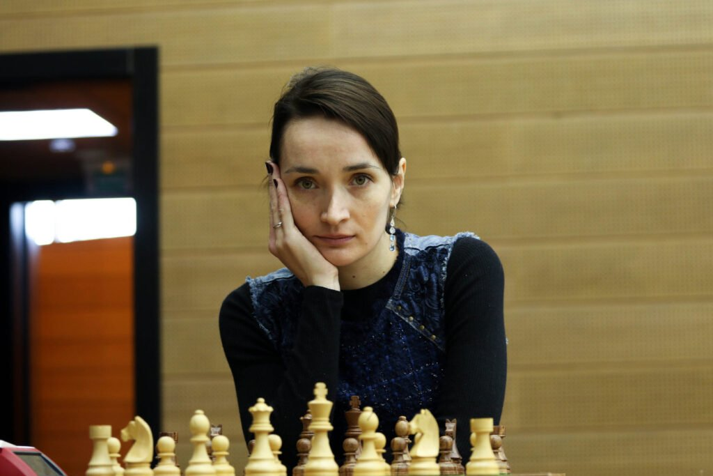 GM Kateryna Lagno - FirstSportz