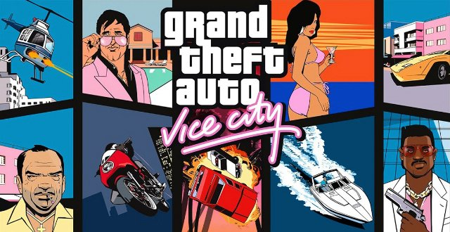Grand Theft Auto Vice City - FirstSportz
