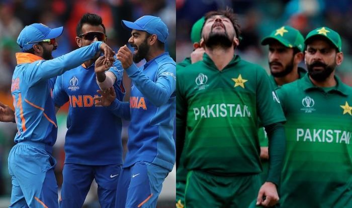 India vs Pakistan in World Cup 2019 - FirstSportz