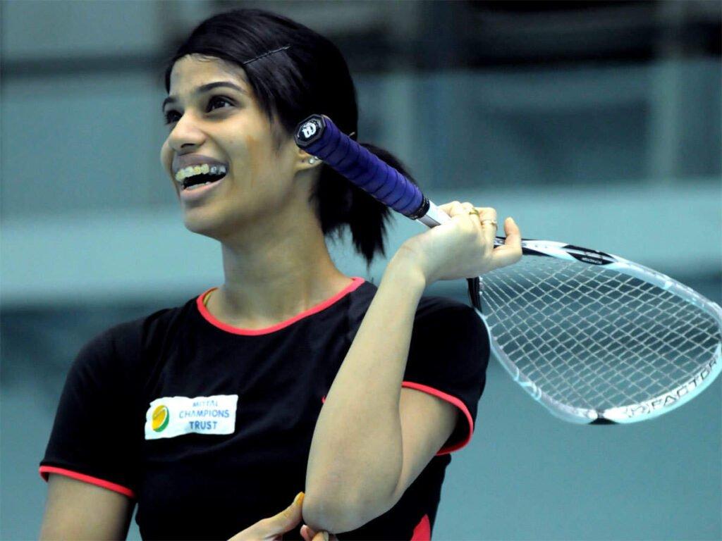 Joshna Chinappa - FirstSportz