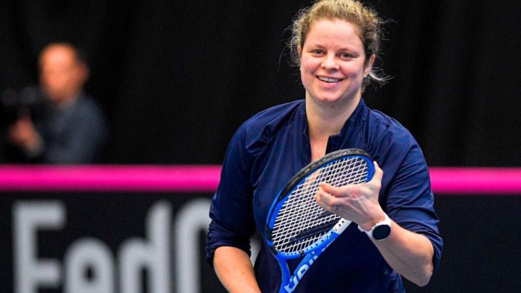 Kim Clijsters - FirstSportz