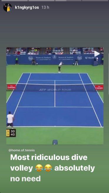 Kyrios response post - FirstSportz