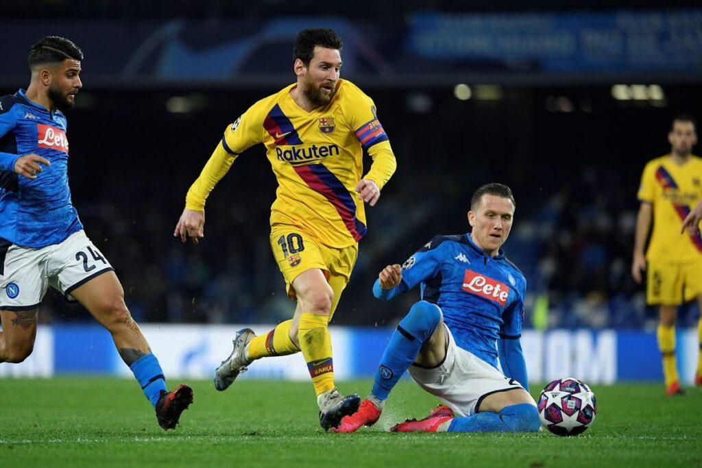 Messi - FirstSportz