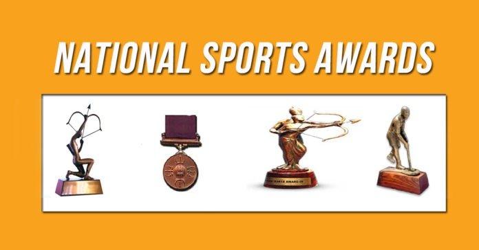 National Sports Day Awards 1 - FirstSportz