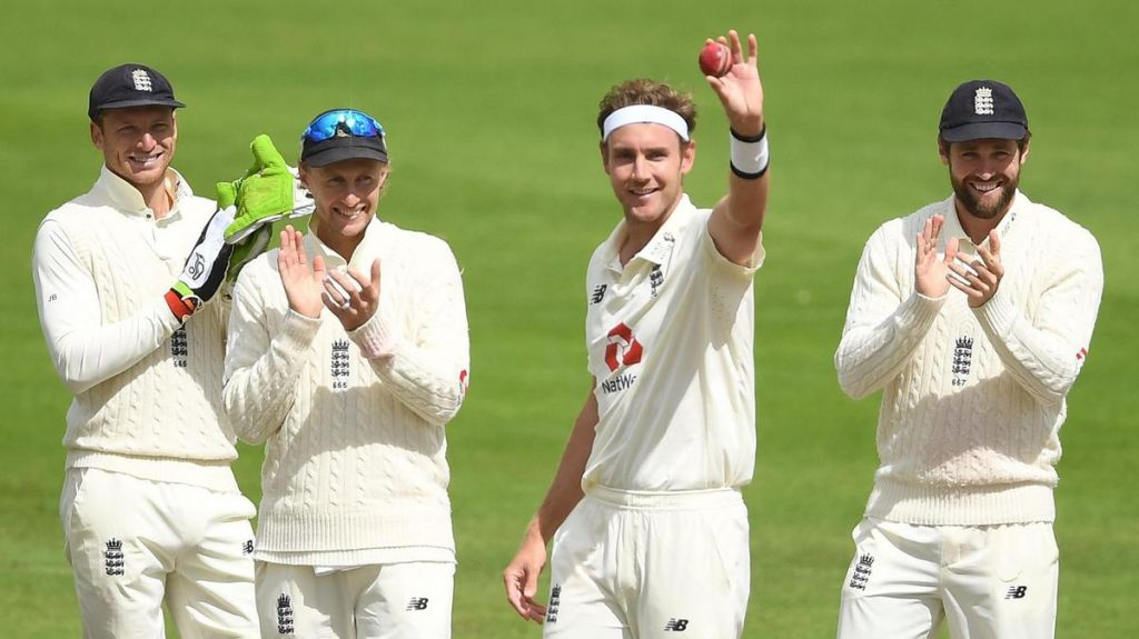 Stuart Broad on reaching 500 Test wickets - FirstSportz