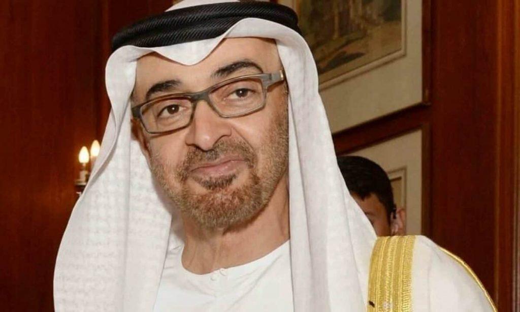 Abu Dhabi Crown Prince Sheikh Mohammed bin Zayed - FirstSportz