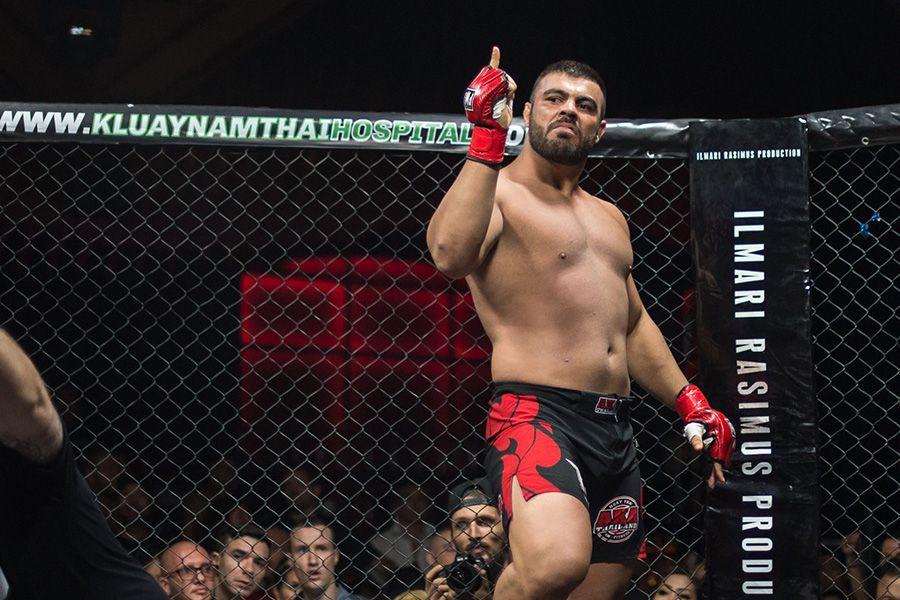 Amir Aliakbari - FirstSportz