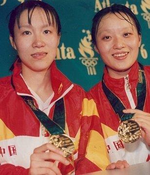 Ge Fei and Gu Jun