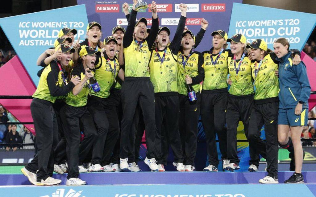 ICC Women T20 World Cup - FirstSportz