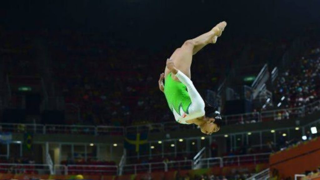 Dipa Karmakar - Finished 4th at Rio Olympics 2016
