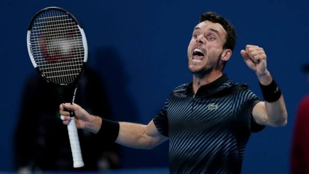 Bautista Agut Blames Match Referee For His Defeat Against Novak Djokovic Firstsportz