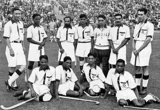 Indian Hockey Team Berlin 1936 - FirstSportz