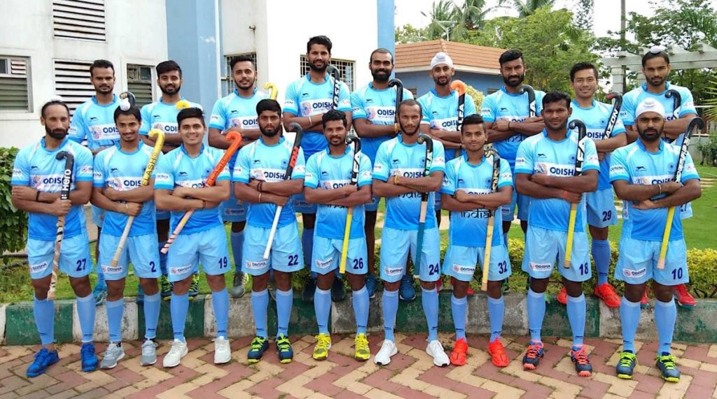 Indian Mens Hockey Team for 18th Asian Games - FirstSportz