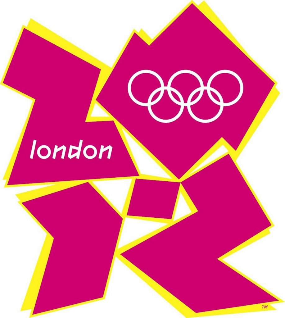 LONDON 2012 LOGO - FirstSportz