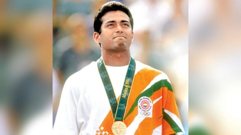 Leander Paes 1996 Olympic Bronze Medal - FirstSportz