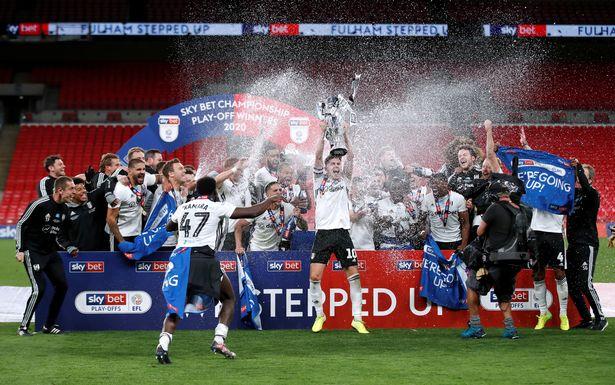 Off Final Brentford v Fulham - FirstSportz