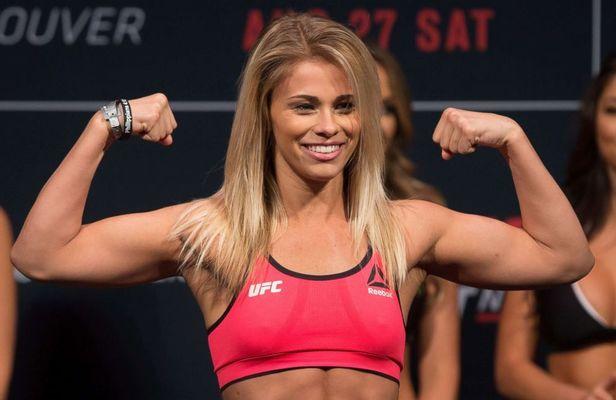 Paige VanZant - FirstSportz