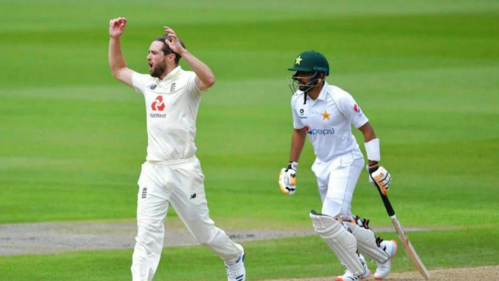 Pakistan Vs England. - FirstSportz