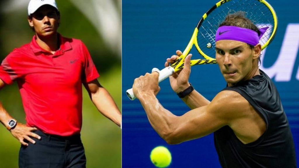 Rafael Nadal Golf - FirstSportz