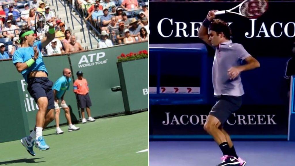 Rafael Nadal Roger Federer - FirstSportz