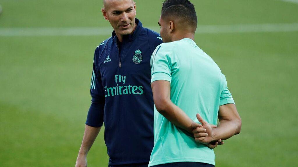 Real Madrid makes pineapple Zidane g - FirstSportz