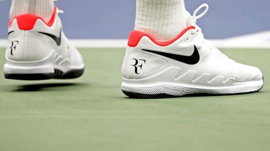 Roger Federer shoes 2 - FirstSportz