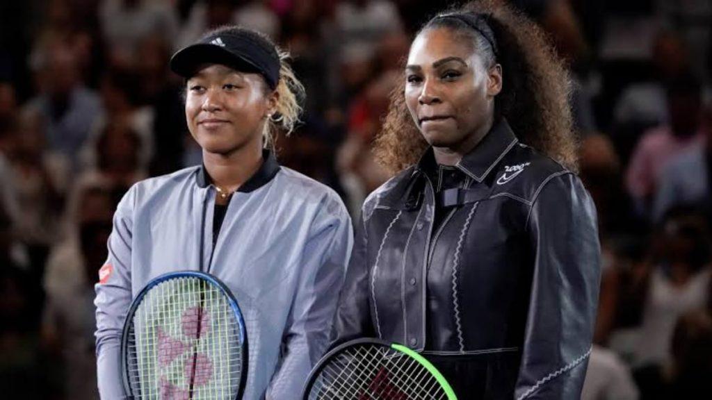Serena Williams and Naomi Osaka - FirstSportz