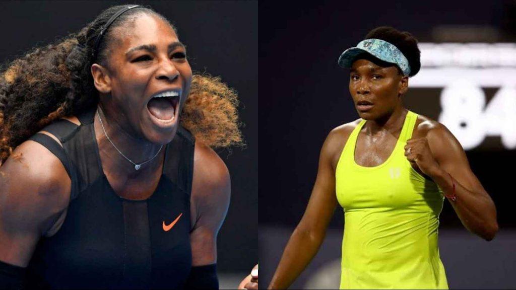 Serena Williams vs Venus Williams - FirstSportz