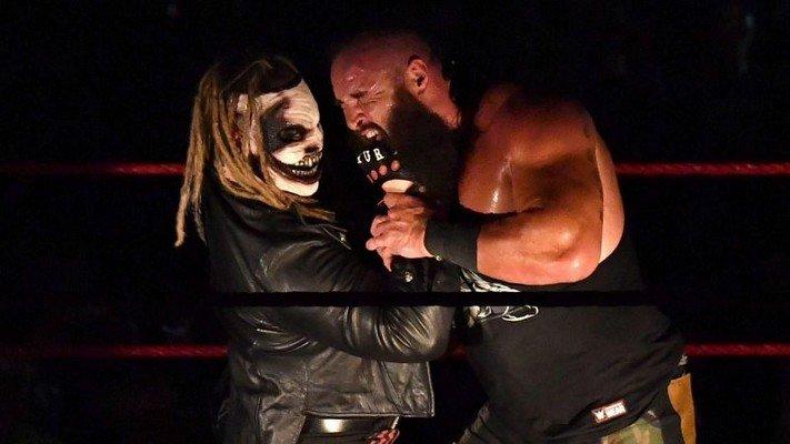 The Fiend Braun Strowman WWE Starrcade 3 - FirstSportz