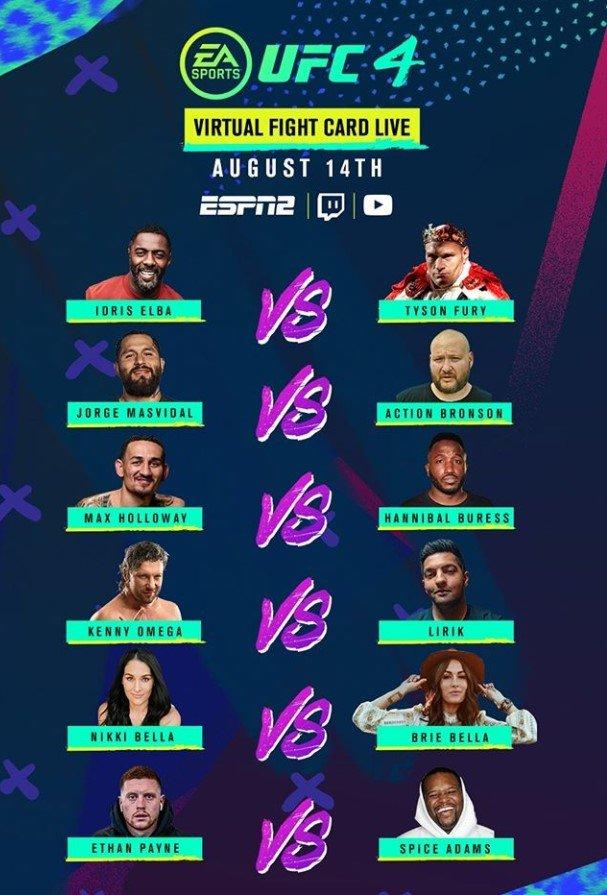 UFC 4 1 1 - FirstSportz