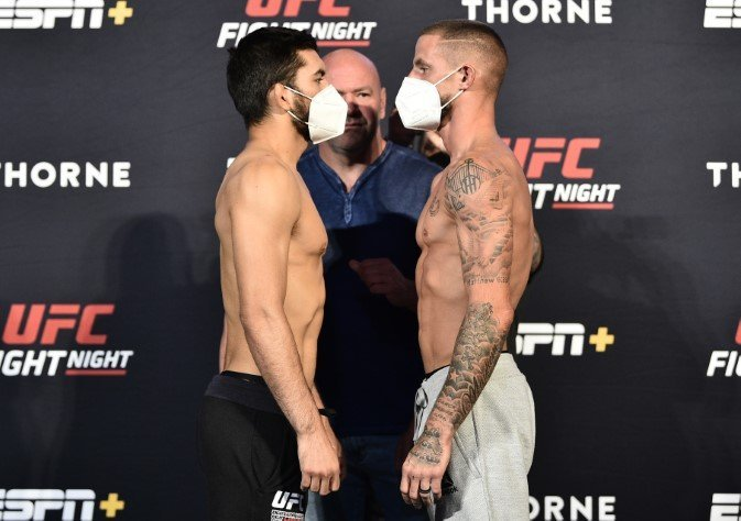 UFC Vegas 5 Weigh In 013 - FirstSportz