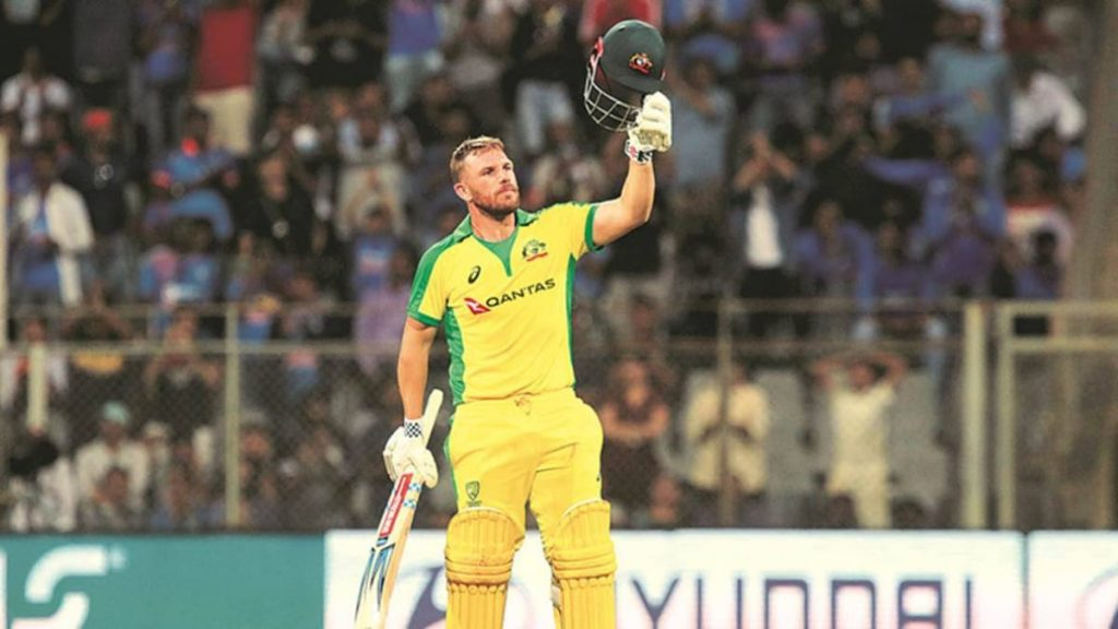 aaron finch covid 19 pandemic - FirstSportz