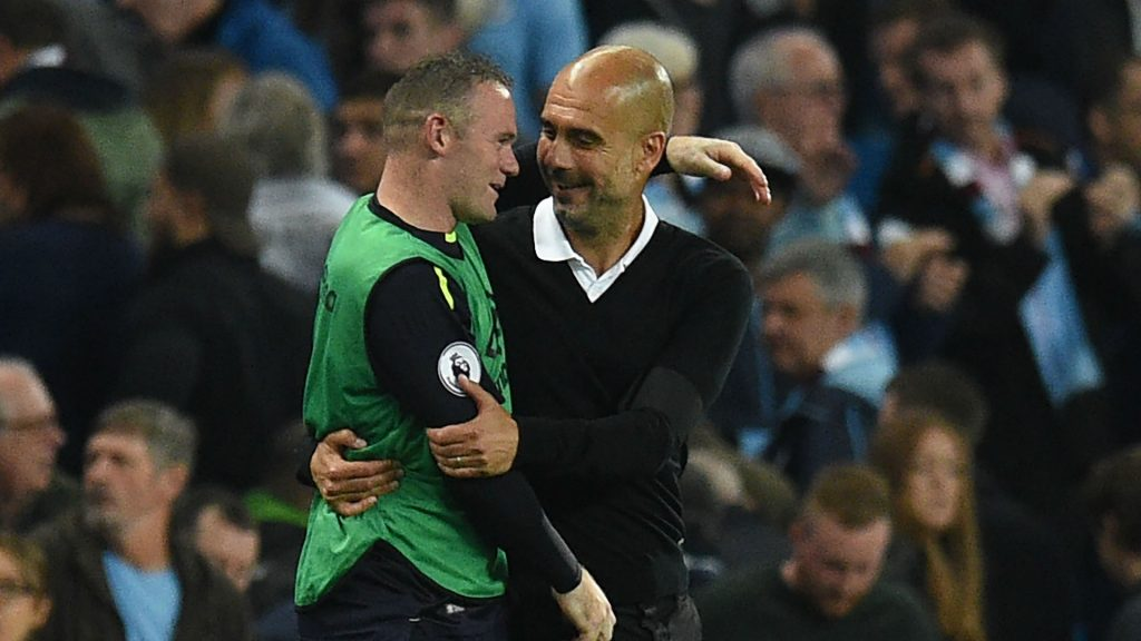guardiola and rooney 1 - FirstSportz