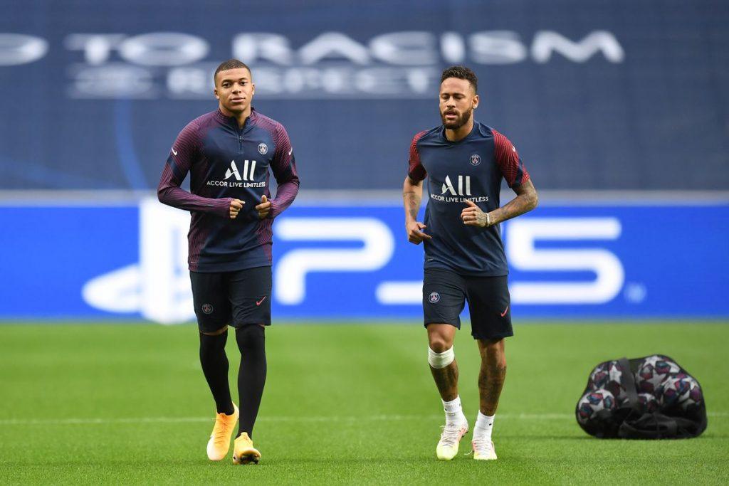 mbappe and neymar - FirstSportz