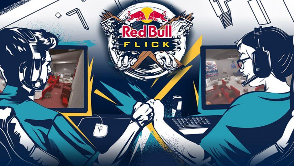redbull flick - FirstSportz
