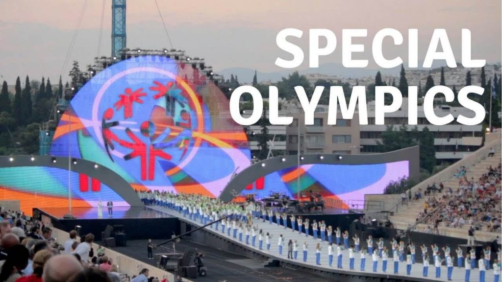 special olympics world games 1 - FirstSportz